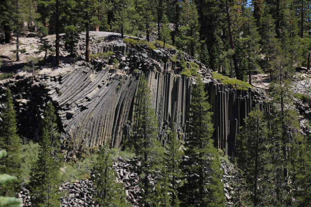 Devil's Postpile, Inyo National Forest, CA