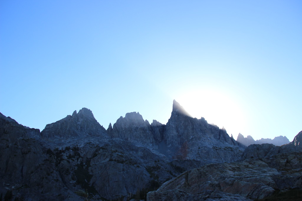 The Minarets, Mammoth Lakes, CA