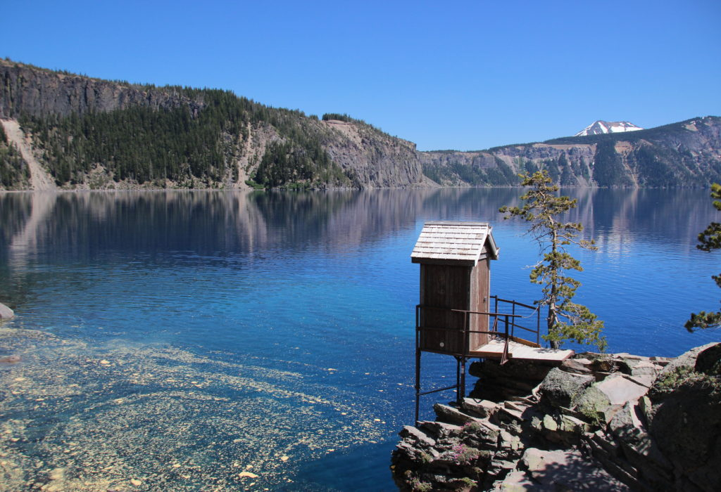 Cleetwood Cover Trail, Crater Lake